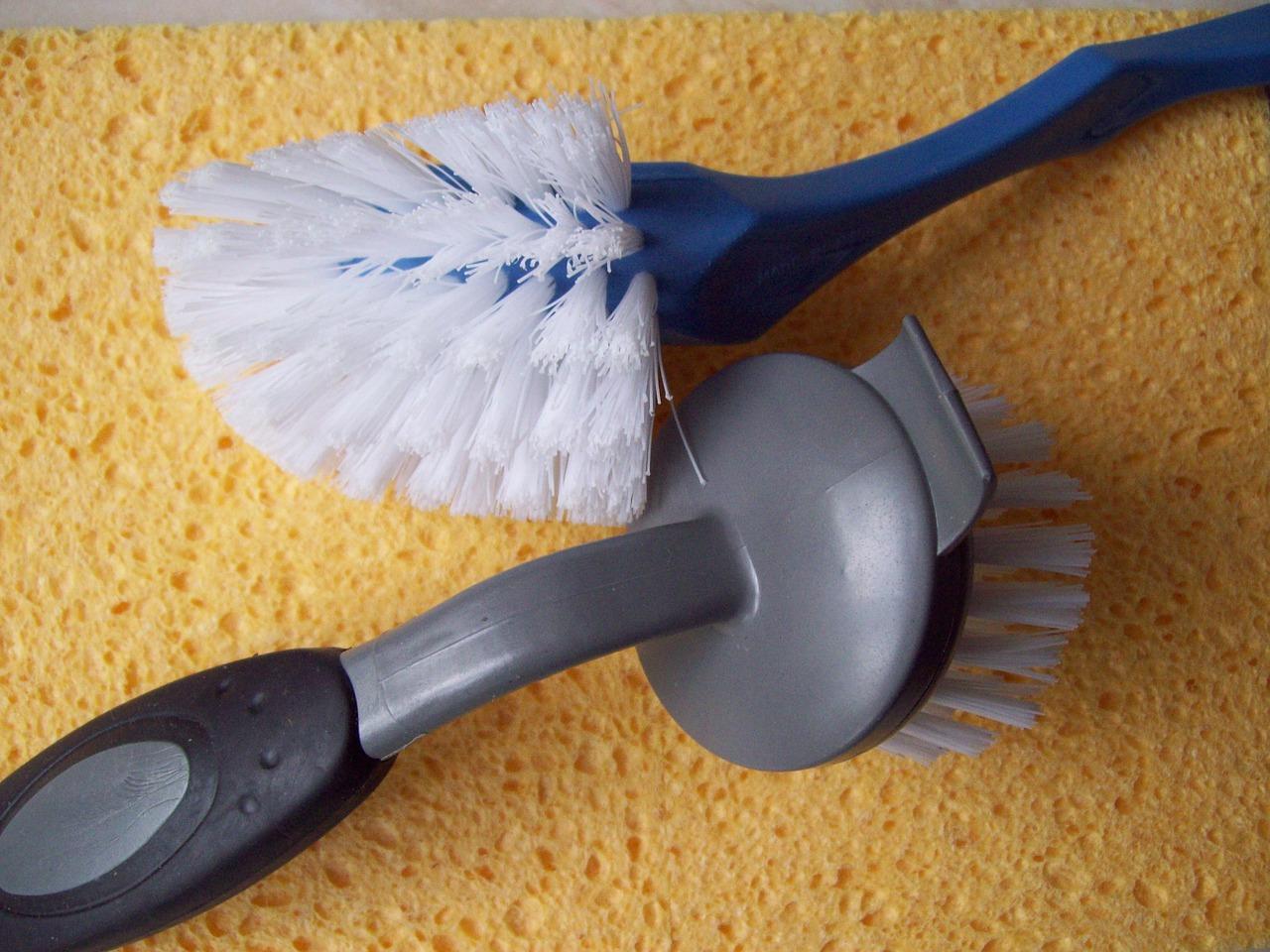 O kombinowaniu przy sprzątaniu