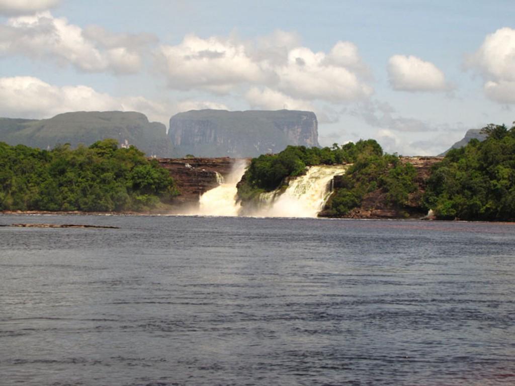 wodospad El Sapo