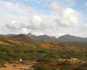 krajobraz wyspy