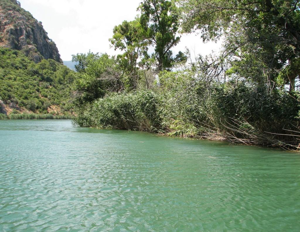 Rzeka Dalayan/ foto: Danuta Baranowska