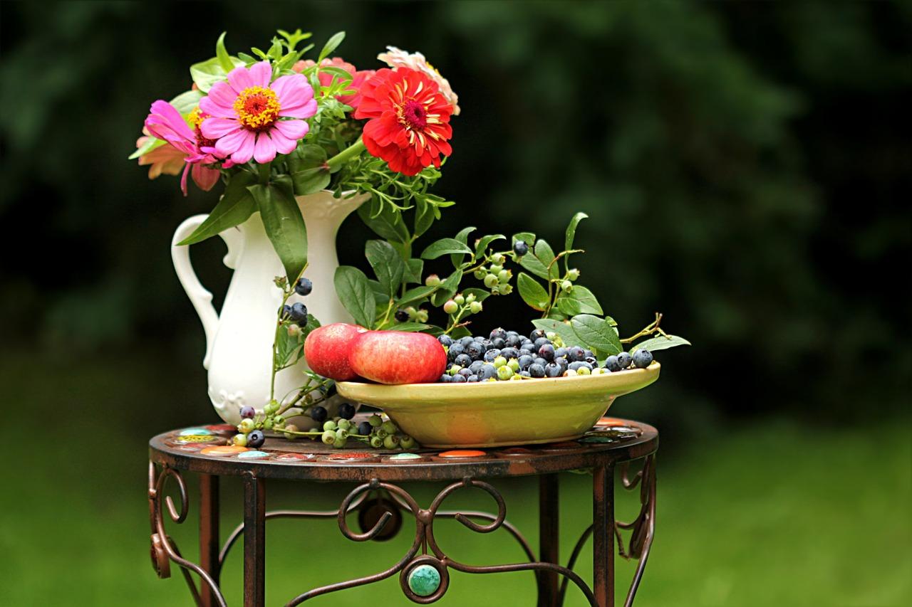 HARCE NA DZIAŁCE, czyli co nam daje praca w ogródku