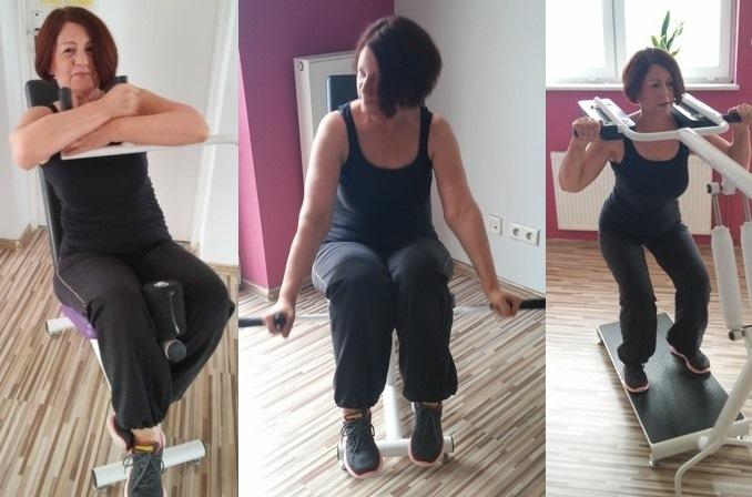 Bądź fit w każdym wieku!/ foto: archiwum prywatne Barbara Brzuchacz