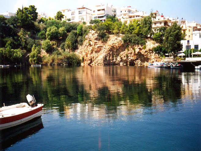 Agios Nikolaos, jezioro Wulismeni/foto: Danuta Baranowska