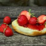 WITAMINY Z KROPLĄ KOFEINY - przepis na dżem z truskawek