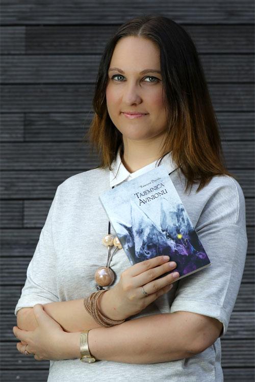 """MARZENIA DO SPEŁNIENIA - rozmowa z Katarzyną Dworską, autorką powieści """"Tajemnica Avinionu"""""""