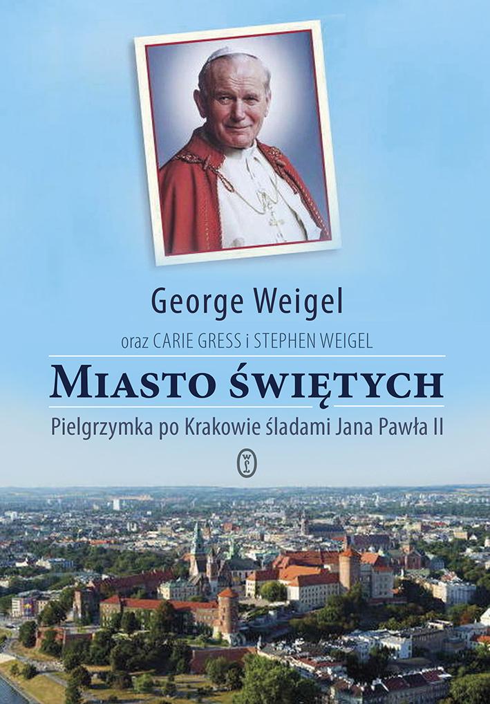 SZPIEG Z KSIĘGARNI NADAJE: Duchowy spacer po Krakowie śladami Papieża-Polaka