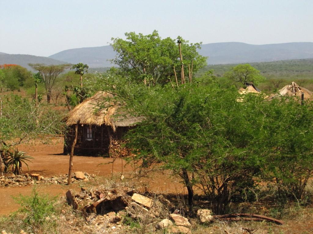 wioska w Suazi