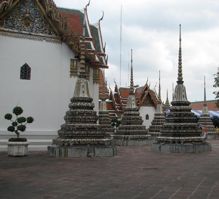 Czedi w Tajlandii