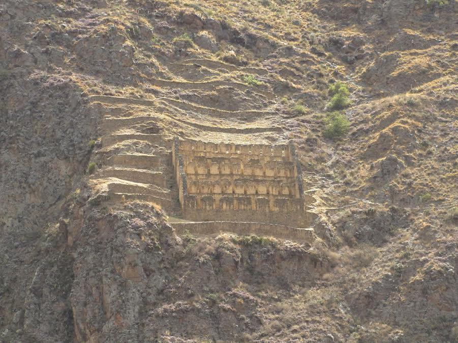 Grobowce inkaskie w Peru