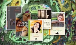"""""""Chwast"""", """"Pokonać strach"""" oraz """"Pocałunek Fauna""""- to książki o poważnej tematyce."""
