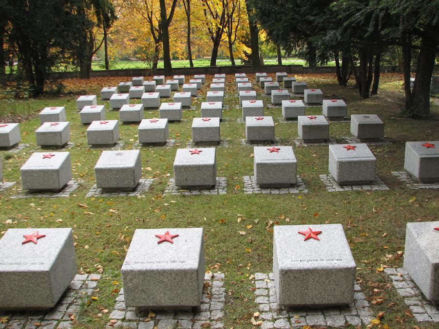 Cmentarz żołnierzy Armii Czerwonej