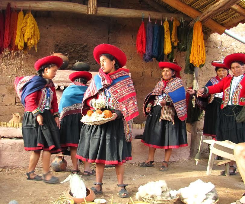 Kobiety w zakładzie włókienniczym