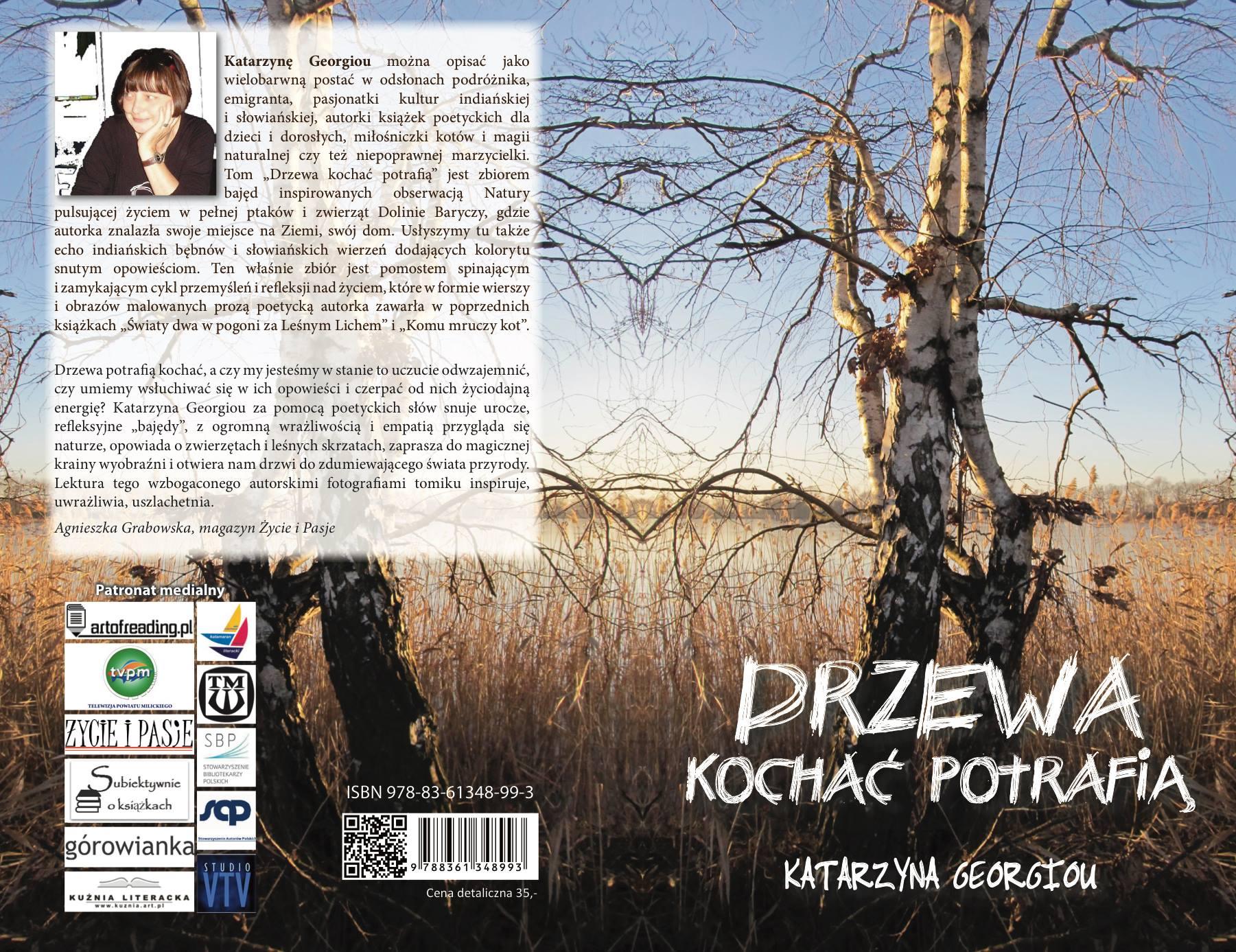 DRZEWA KOCHAĆ POTRAFIĄ, Katarzyna Georgiou - recenzja przedpremierowa