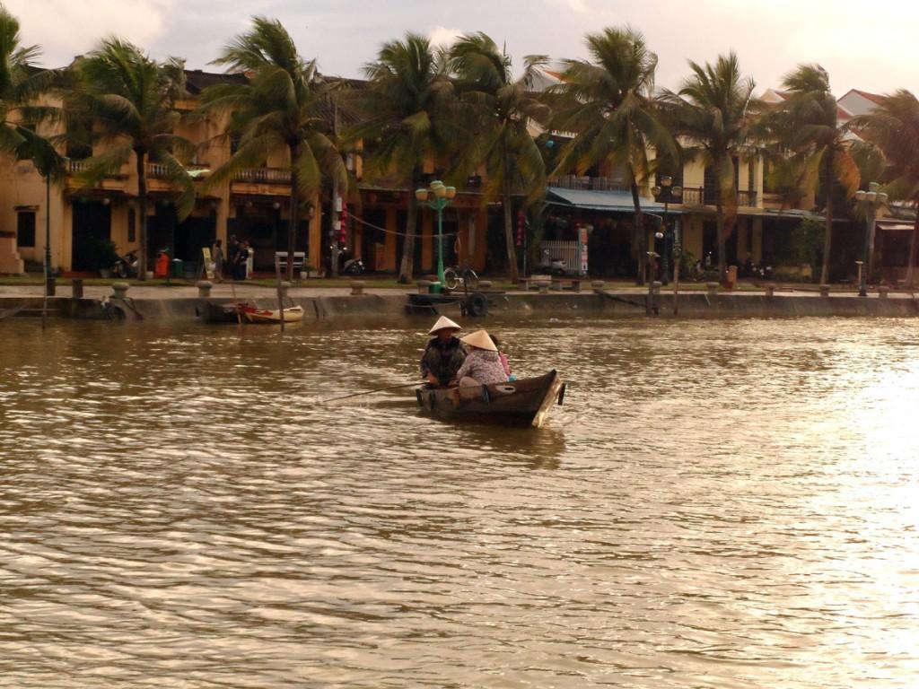 Rzeka Thu Bon