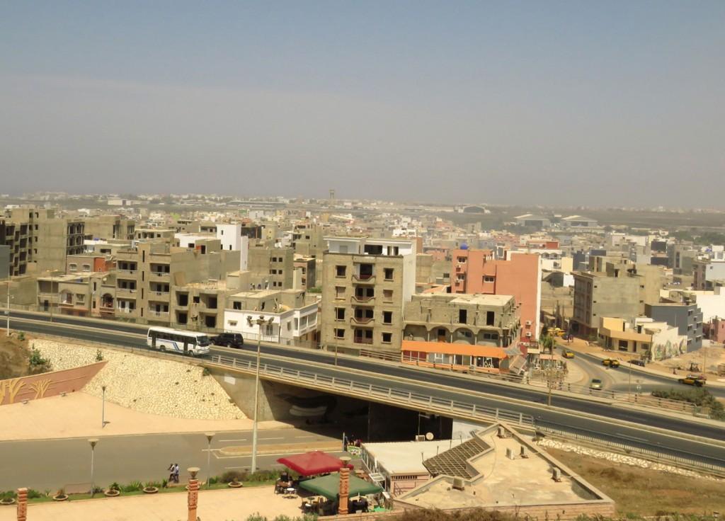 Dakar panorama (1)