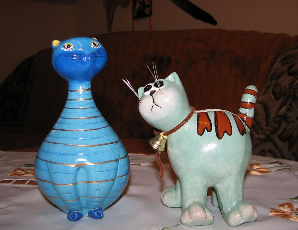 Koty z Dżerby