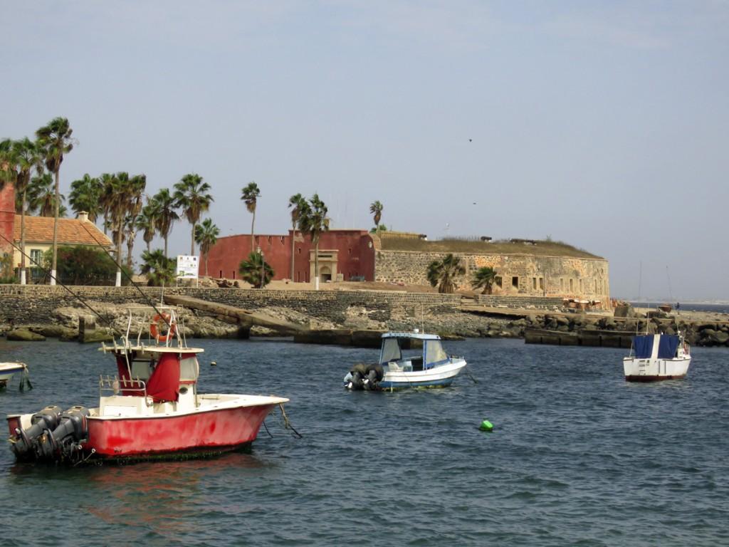 fort z domem niewolników