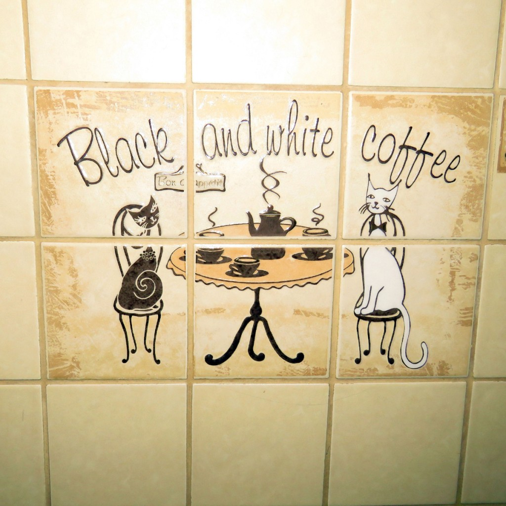 Kafelki w łazience