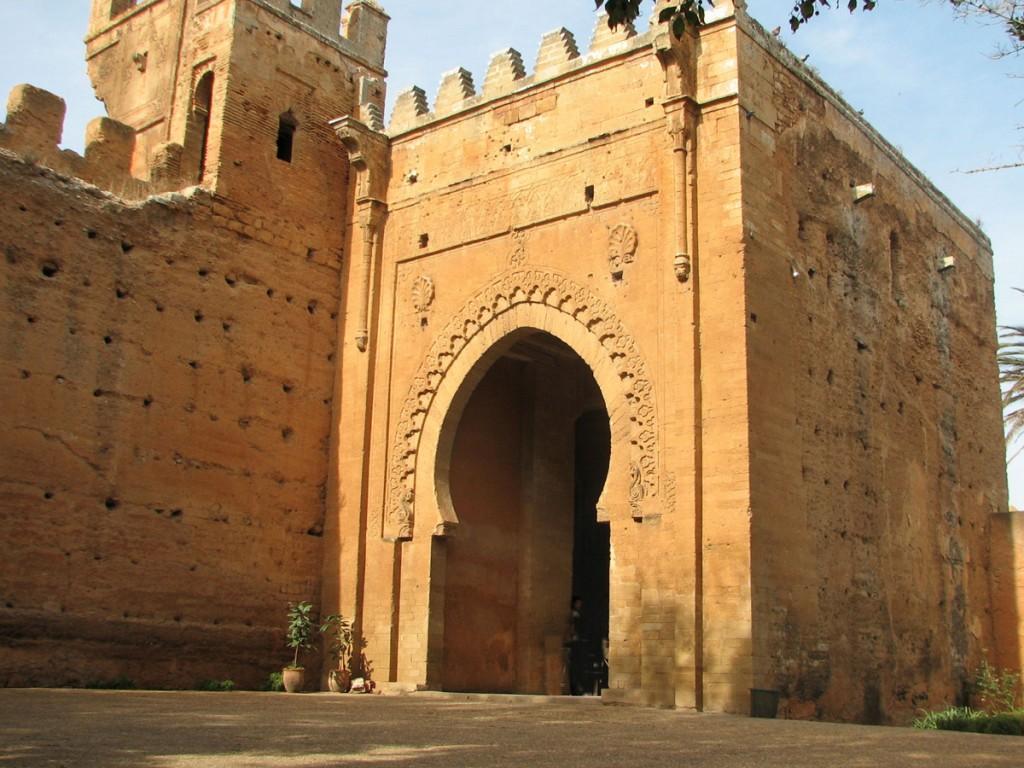 Brama do nekropolii Chellah