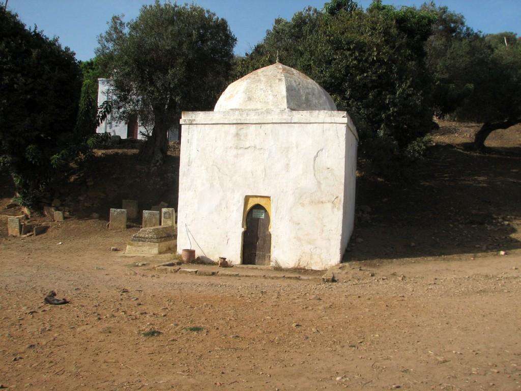 grobowiec Marabuta