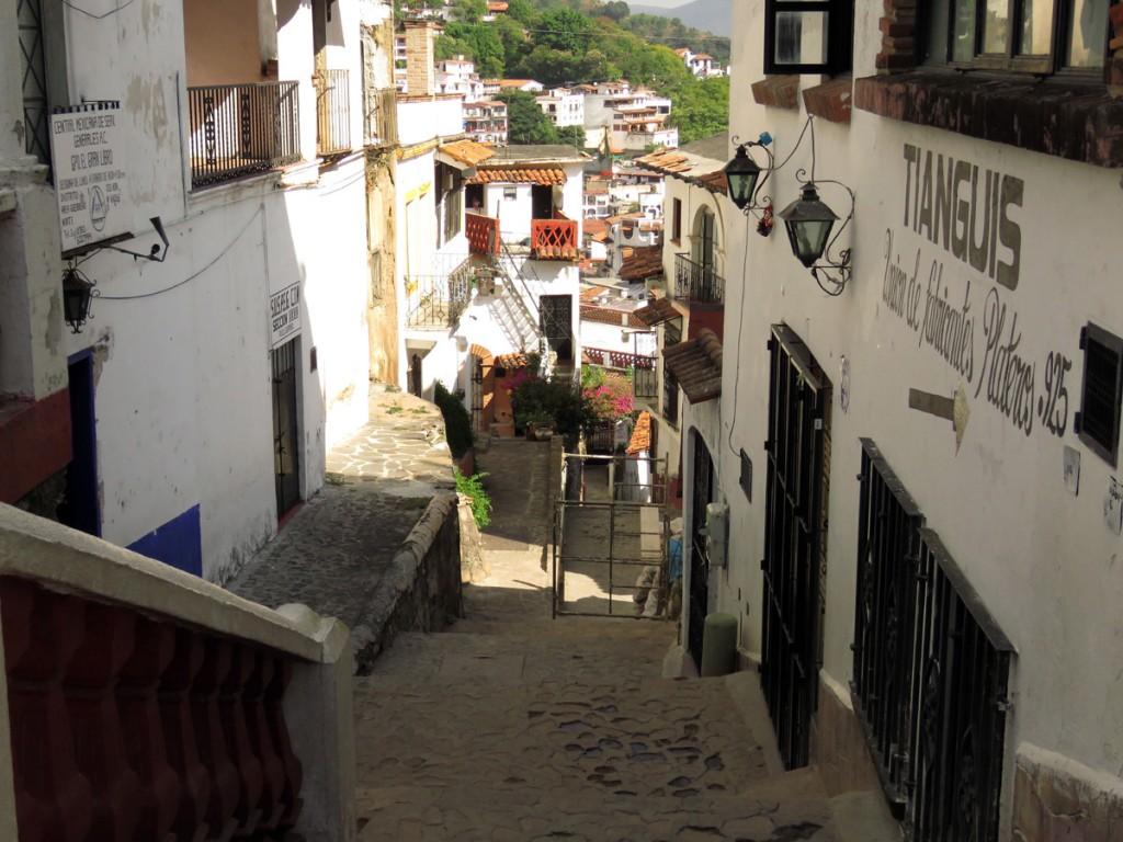 Taxco- miasteczko kolonialne