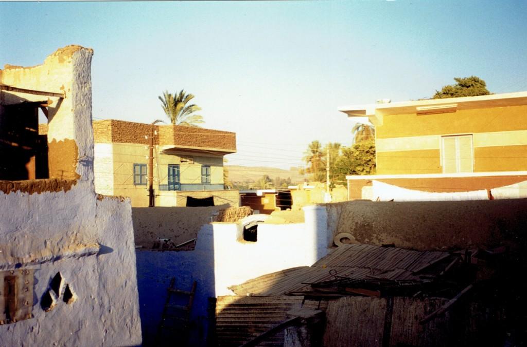 Wieś w której mieszka Pani Laila