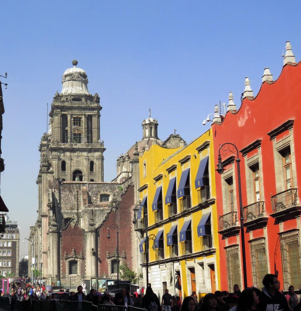 Ulica Mexico City