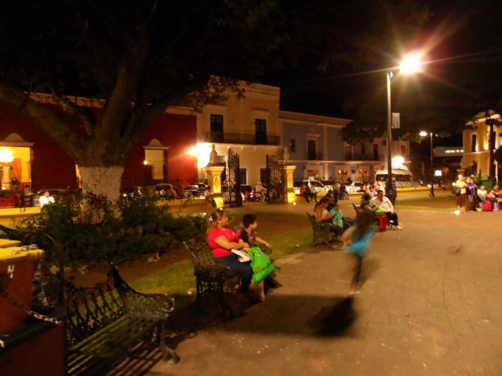 Rynek w San Cristobal