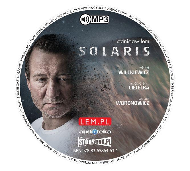 """POCZYTAJ MI NA UCHO: """"SOLARIS"""" Stanisław Lem - recenzja audiobooka"""