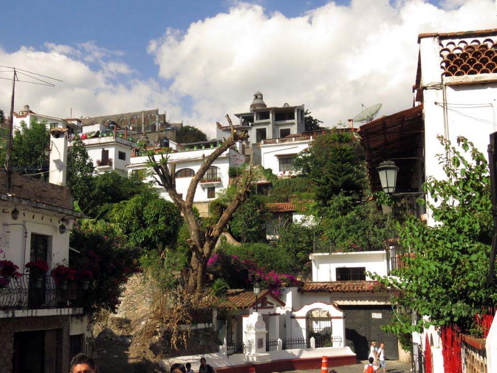 Taxco widok ogólny