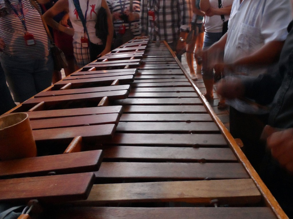 marimba w San Cristobal