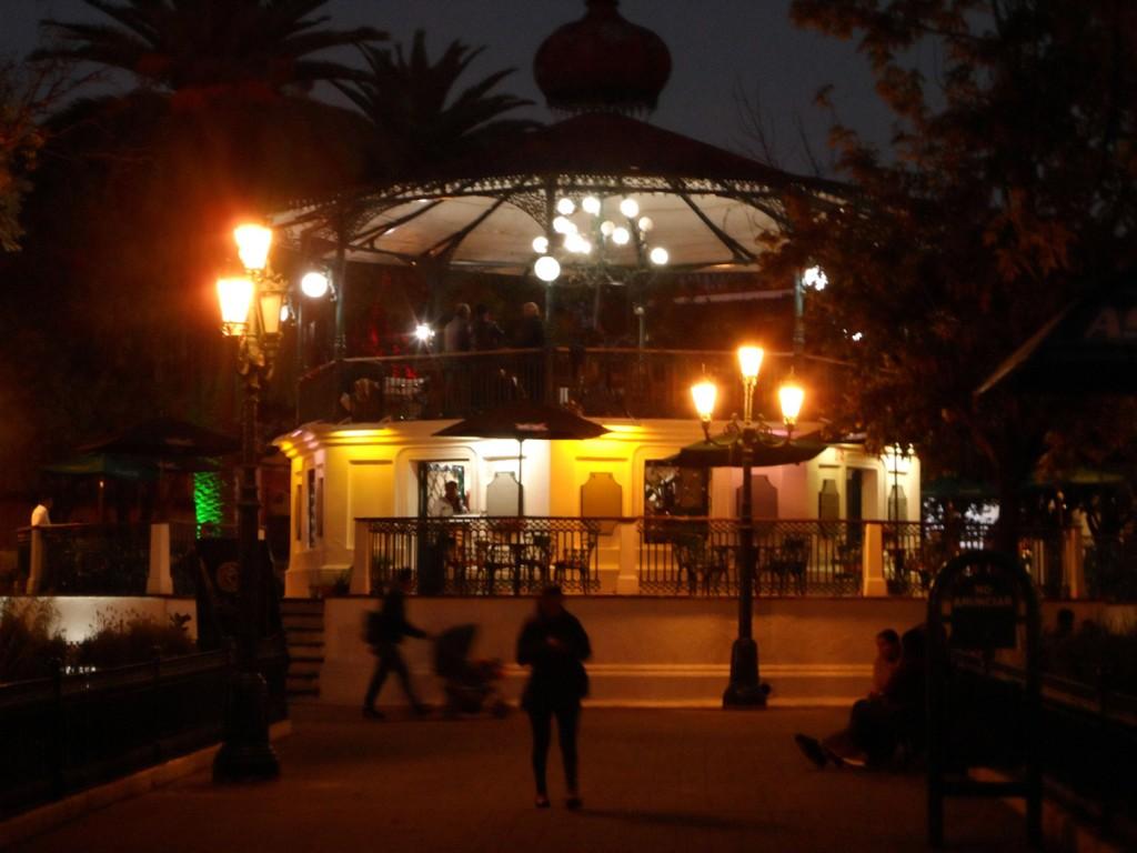 nocne San Cristobal