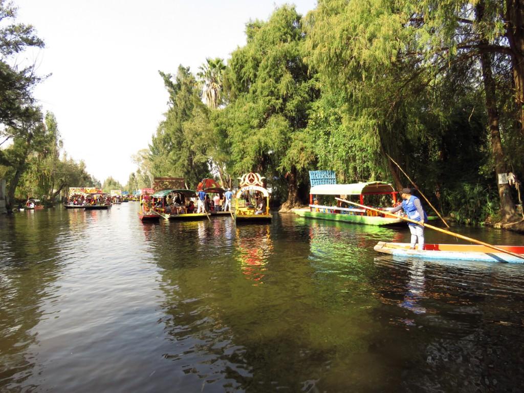 rejsy po Kwietnych Kanałach