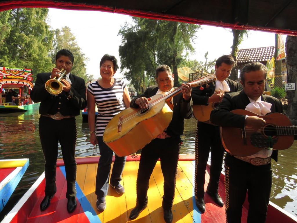 występ mariachi