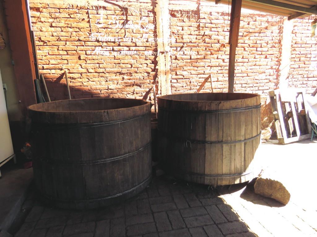 kadzie do fermentacji