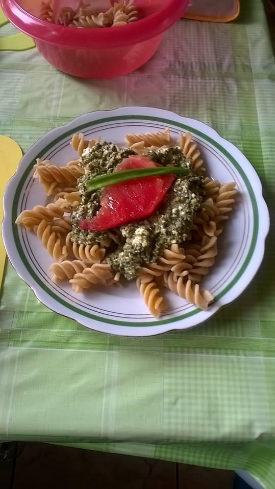 SZPINAK I SPÓŁKA - przepis na szybkie i smaczne jedzonko