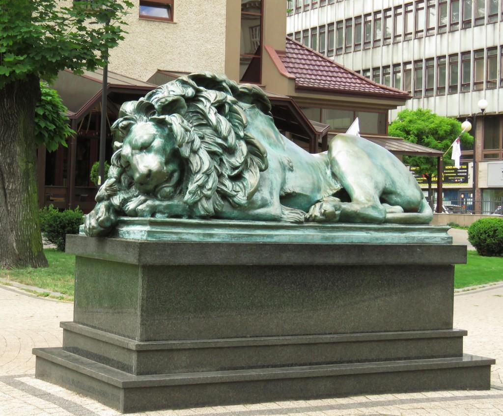 Lew Śpiący - Kalide