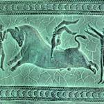 Tauromachia - skok przez byka