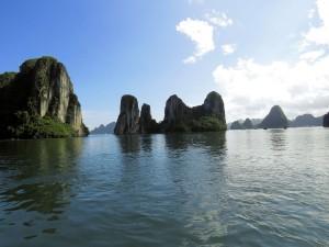 Zatoka Ha-Long