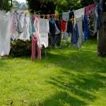 ALCHEMIA PRANIA: Jasne z jasnymi, ciemne z ciemnymi, czyli o tym, jak segregować pranie