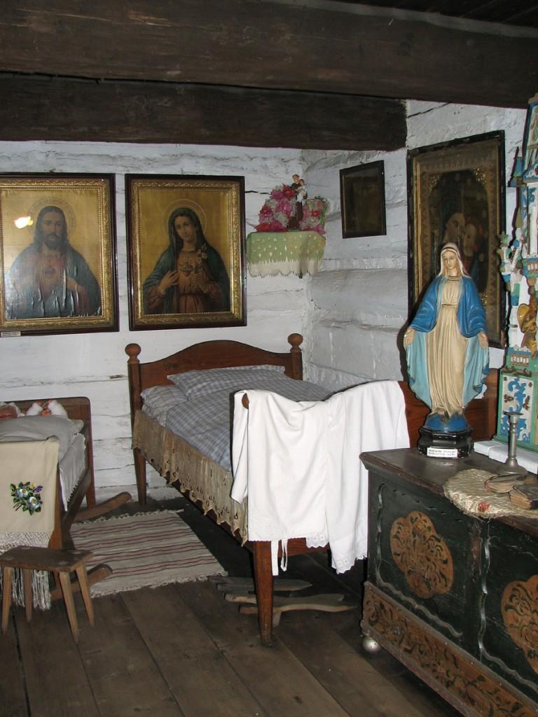 izba sypialna