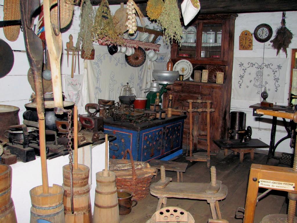 wnętrze kuchenne