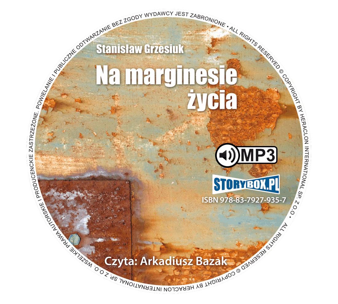 """POCZYTAJ MI NA UCHO: """"Na marginesie życia"""" Stanisław Grzesiuk - recenzja audiobooka"""