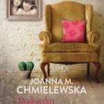 """SZPIEG Z KSIĘGARNI NADAJE: """"Poduszka w różowe słonie"""", Joanna Maria Chmielewska - recenzja patronacka"""
