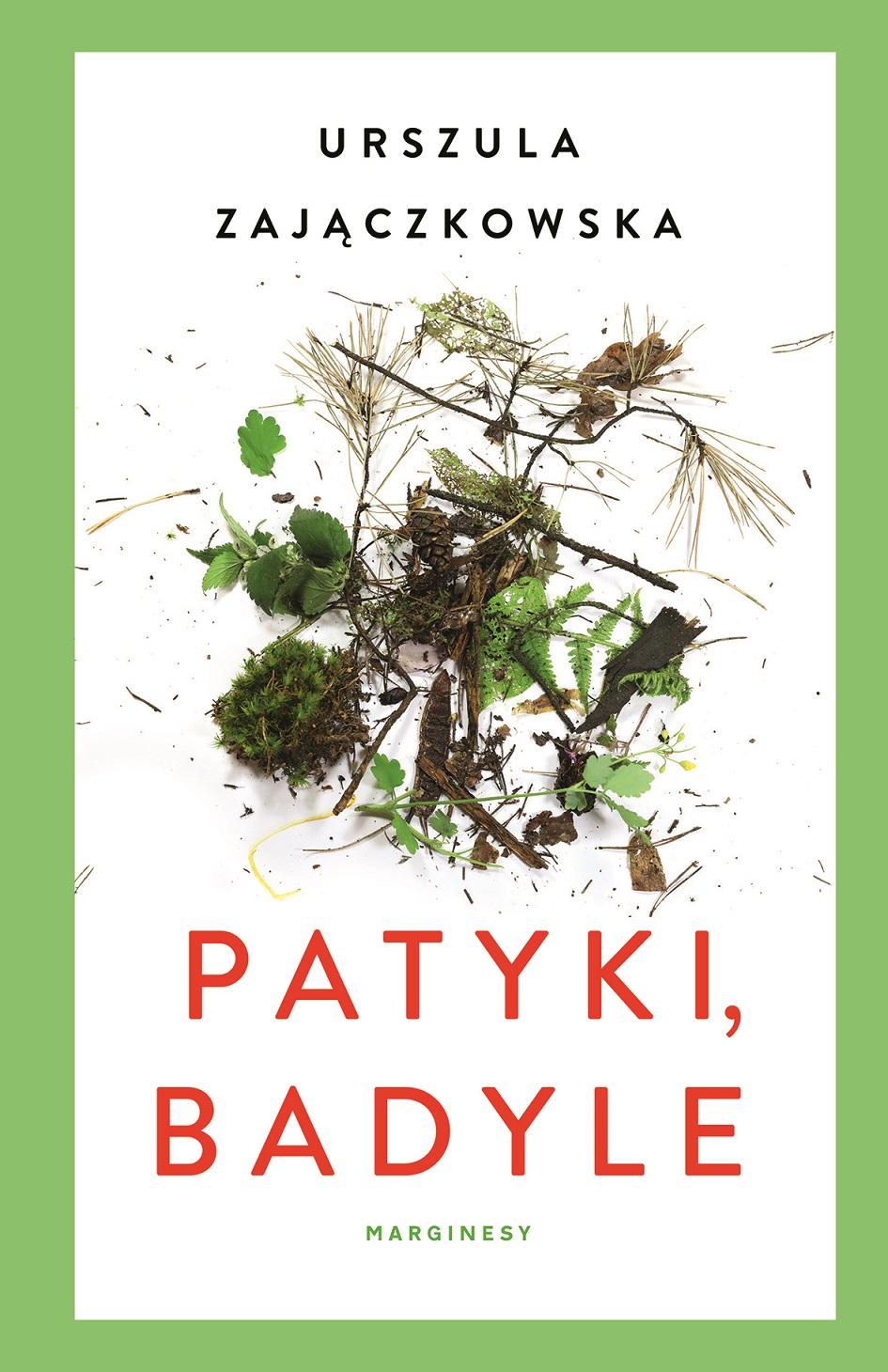 PATYKI, BADYLE Urszula Zajączkowska - recenzja