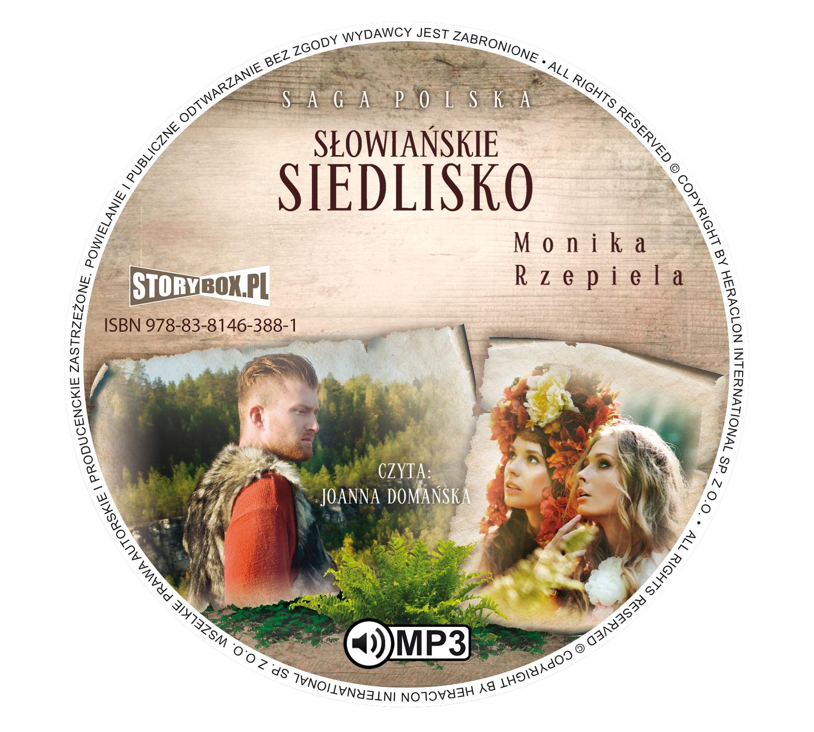 """POCZYTAJ MI NA UCHO: W słowiańskiej Polanie – recenzja audiobooka """"Słowiańskie siedlisko"""" Moniki Rzepieli"""