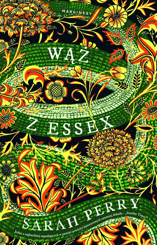 """SZPIEG W KSIĘGARNI: """"Wąż z Essex"""" Sarah Perry - recenzja"""