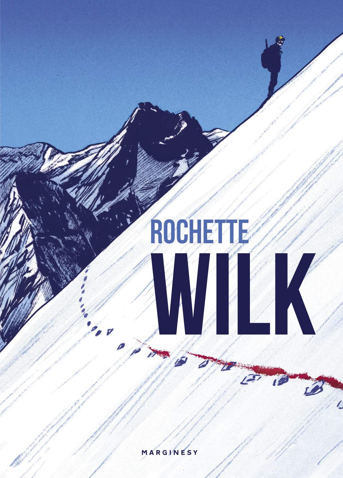 """SZPIEG W KSIĘGARNI -""""WILK"""" Rochette, recenzja komiksu"""