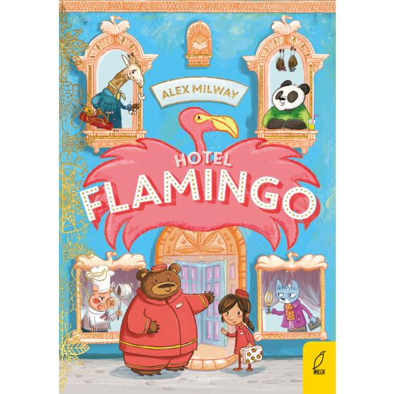 """SZPIEG W KSIĘGARNI: """"Hotel Flamingo"""" Alex Milway - recenzja"""