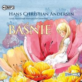 """POCZYTAJ MI NA UCHO: """"Baśnie"""" Hans Christian Andersen - recenzja audiobooka"""